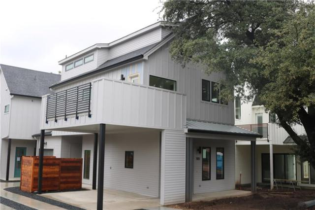 1105 W 39th 1/2 St A, Austin, TX 78756 (#4245121) :: KW United Group