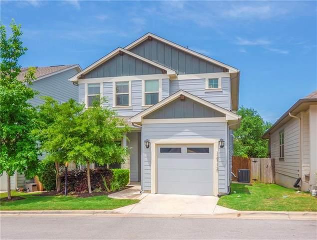 12112 Cottage Promenade Ct #29, Austin, TX 78753 (#4245250) :: The Heyl Group at Keller Williams