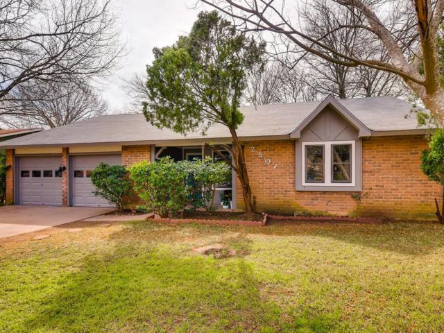 2507 Broken Oak Dr, Austin, TX 78745 (#4248811) :: RE/MAX Capital City