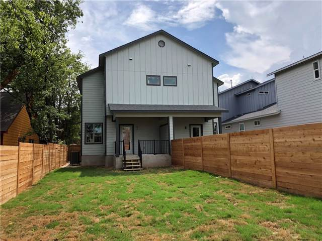 6310 Porter St A, Austin, TX 78741 (#4249400) :: Douglas Residential