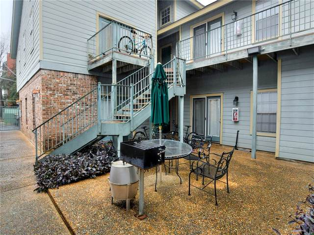 2810 Nueces St #105, Austin, TX 78705 (#4249709) :: The Heyl Group at Keller Williams