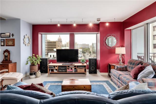800 Brazos St #1007, Austin, TX 78701 (#4250257) :: Papasan Real Estate Team @ Keller Williams Realty