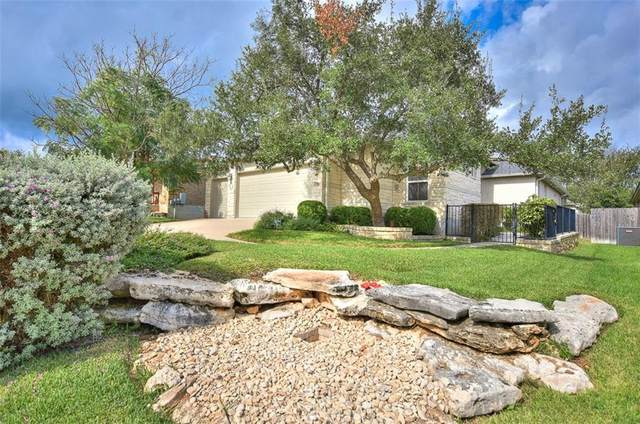 719 Hedgewood Dr, Georgetown, TX 78628 (#4253637) :: First Texas Brokerage Company