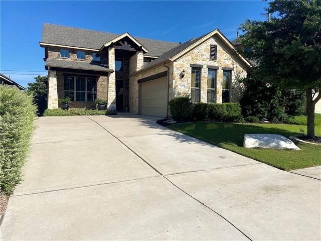 213 Archipelago Trl, Austin, TX 78717 (MLS #4254771) :: Brautigan Realty