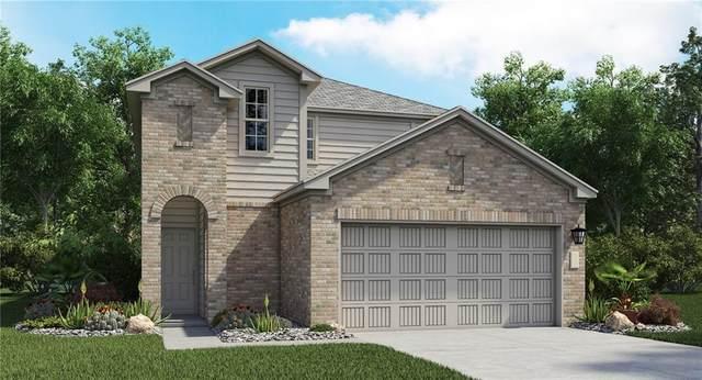 149 Greatest Gift Way, Jarrell, TX 76537 (MLS #4255145) :: Vista Real Estate