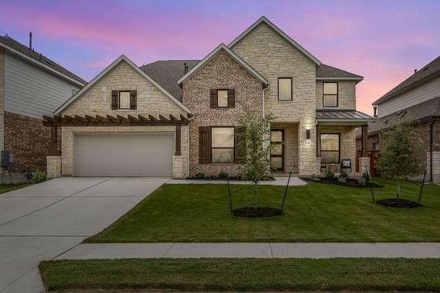 232 Rieti Pkwy, Liberty Hill, TX 78642 (#4257278) :: Papasan Real Estate Team @ Keller Williams Realty
