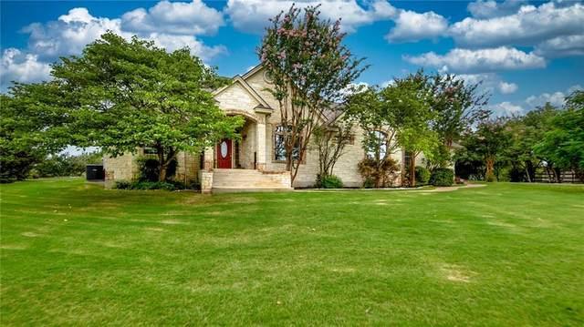 301 Dillo Trl, Liberty Hill, TX 78642 (#4265295) :: Papasan Real Estate Team @ Keller Williams Realty