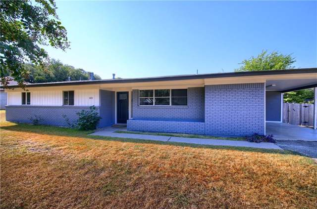 601 Lilac Dr, Round Rock, TX 78664 (#4269037) :: The Heyl Group at Keller Williams