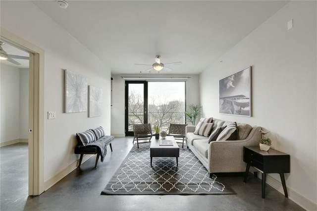 3016 Guadalupe St #209, Austin, TX 78705 (#4269042) :: Ben Kinney Real Estate Team