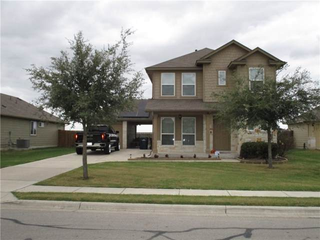 208 Mccoy Ln, Hutto, TX 78634 (#4269366) :: The Perry Henderson Group at Berkshire Hathaway Texas Realty