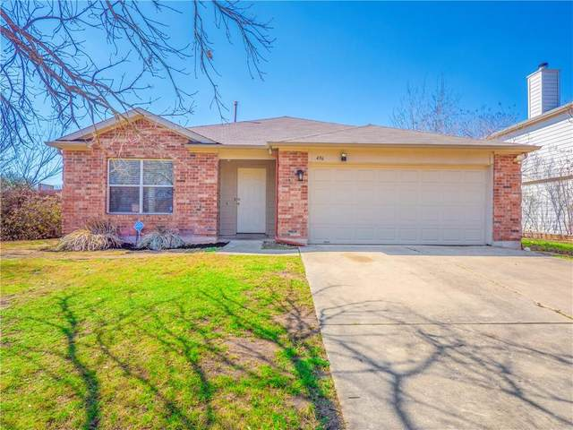 496 Hometown Pkwy, Kyle, TX 78640 (#4269476) :: Realty Executives - Town & Country