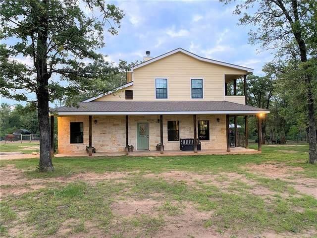 1224 Old Mcdade Rd, Elgin, TX 78621 (#4269882) :: Zina & Co. Real Estate
