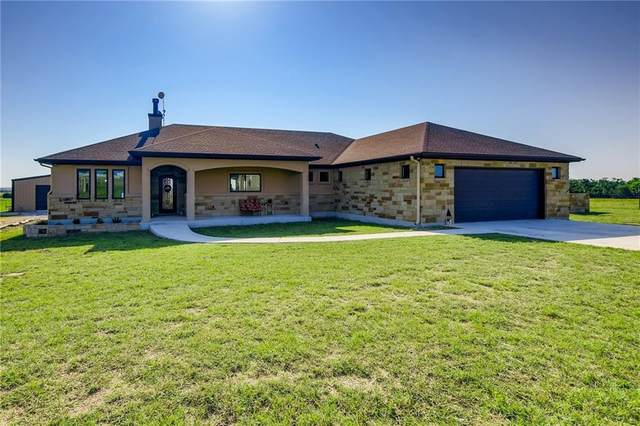 340 Bar T Dr, Florence, TX 76527 (#4271002) :: R3 Marketing Group