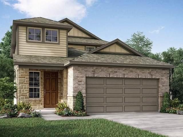 412 Serpens St, Georgetown, TX 78628 (#4271193) :: Ben Kinney Real Estate Team