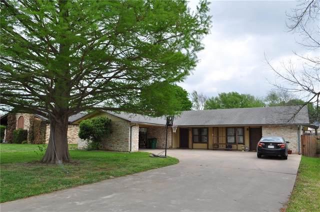 2502 Davis St, Taylor, TX 76574 (#4272723) :: Lauren McCoy with David Brodsky Properties