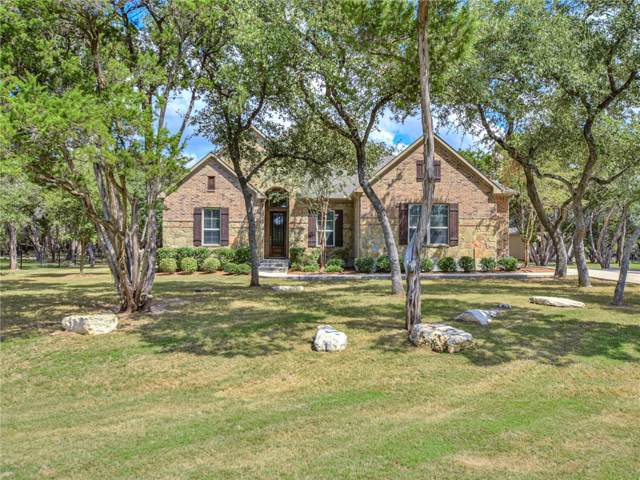 1249 Flint Rock Loop, Driftwood, TX 78619 (#4273287) :: Lucido Global