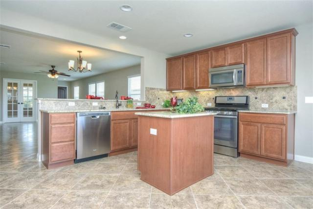 513 Salado Creek Ln, Georgetown, TX 78633 (#4274949) :: Realty Executives - Town & Country