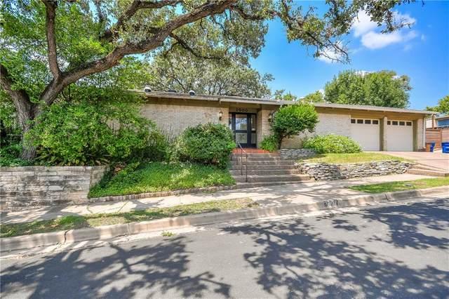 3702 Meredith St, Austin, TX 78703 (#4276143) :: Papasan Real Estate Team @ Keller Williams Realty