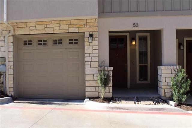 2520 Bluebonnet Ln #53, Austin, TX 78704 (#4278512) :: The Summers Group