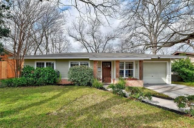8402 Burrell Dr, Austin, TX 78757 (#4278821) :: Zina & Co. Real Estate