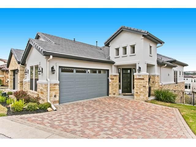 208 Marina View Way, Lakeway, TX 78734 (#4279378) :: All City Real Estate