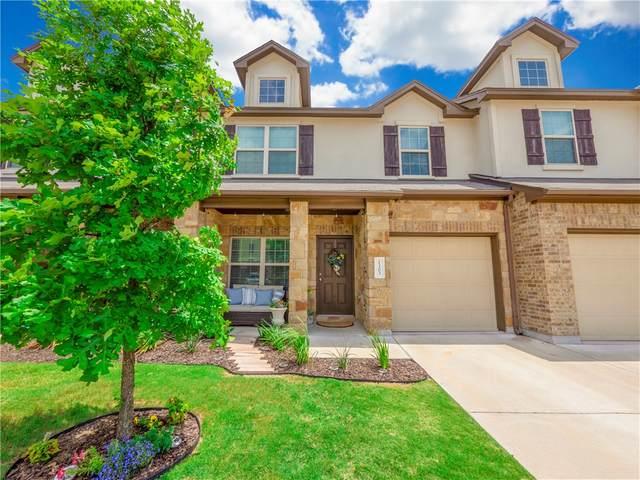 1701 S Bell Blvd #1303, Cedar Park, TX 78613 (#4280425) :: Papasan Real Estate Team @ Keller Williams Realty