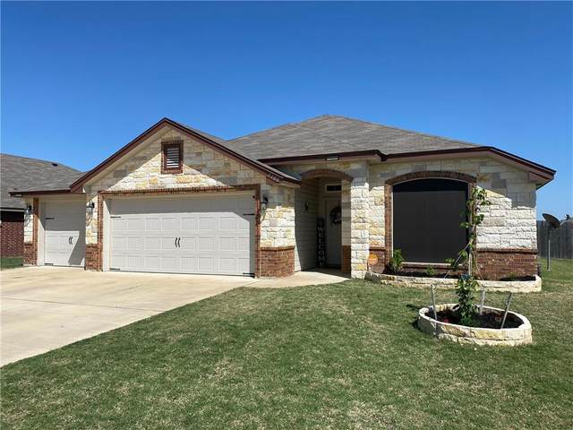 7100 Bose Ikard Dr, Killeen, TX 76549 (#4280825) :: The Summers Group