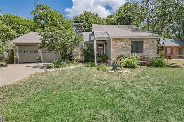 1006 Stoneoak Ln, Austin, TX 78745 (#4283864) :: Ben Kinney Real Estate Team