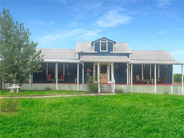 4401 County Road 450, Thrall, TX 76578 (#4287951) :: The Heyl Group at Keller Williams