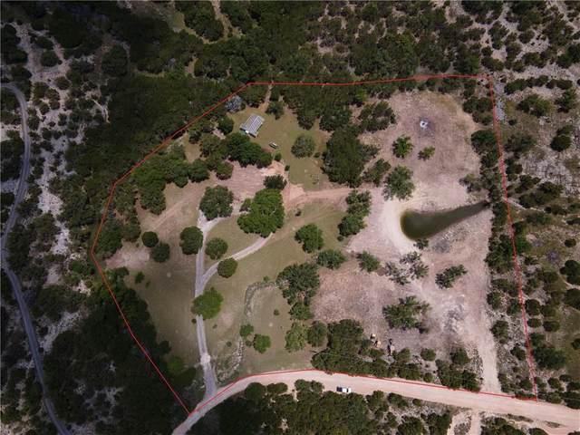 5003 Canyon Ranch Trl, Spicewood, TX 78669 (#4288230) :: Lancashire Group at Keller Williams Realty