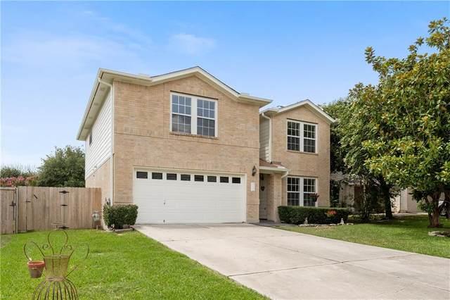 161 Orion Cv, Kyle, TX 78640 (#4288402) :: Papasan Real Estate Team @ Keller Williams Realty