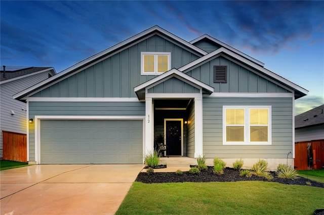 612 Goldenwave Way, Liberty Hill, TX 78642 (#4289504) :: Papasan Real Estate Team @ Keller Williams Realty