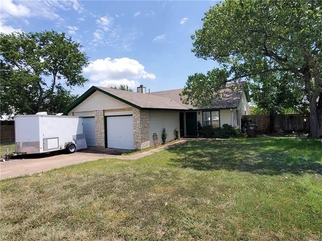 2305 Mesa Park Dr, Round Rock, TX 78664 (#4290223) :: Papasan Real Estate Team @ Keller Williams Realty