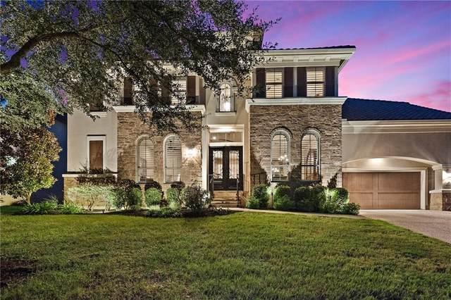 1808 University Club Dr, Austin, TX 78732 (#4290291) :: Papasan Real Estate Team @ Keller Williams Realty