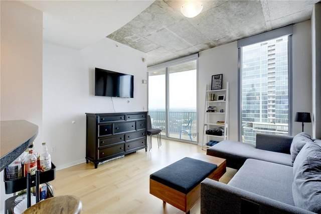 360 Nueces St #3908, Austin, TX 78701 (#4293708) :: Papasan Real Estate Team @ Keller Williams Realty