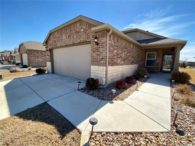 508 Hereford Ln, Georgetown, TX 78633 (#4293796) :: First Texas Brokerage Company