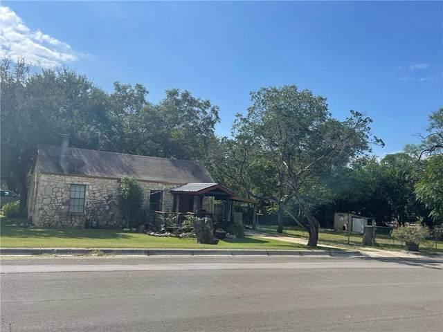 308 N Ridge St, Lampasas, TX 76550 (MLS #4295038) :: Vista Real Estate