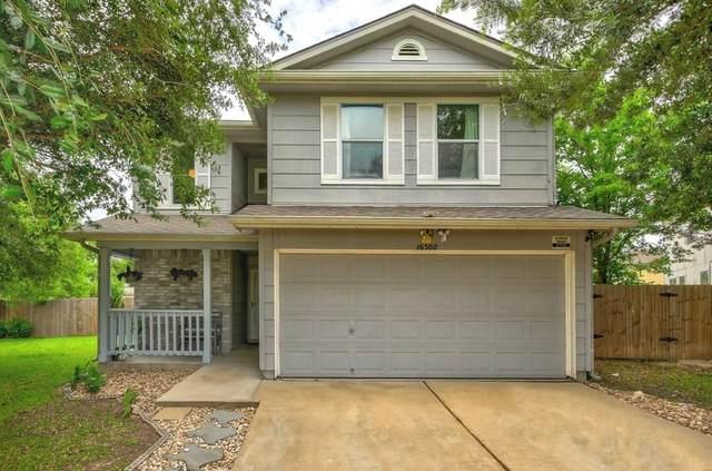 16500 Trevin Cv, Manor, TX 78653 (#4295627) :: The Heyl Group at Keller Williams