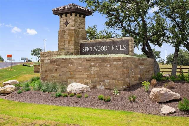 1 Spicewood Trail Dr, Spicewood, TX 78669 (#4298122) :: Zina & Co. Real Estate