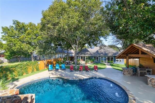 11917 W Cow Path, Austin, TX 78727 (#4299875) :: Papasan Real Estate Team @ Keller Williams Realty