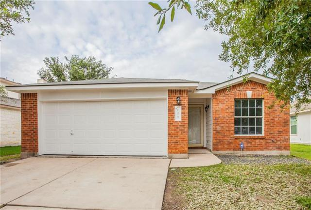 106 Ryan Cv, Hutto, TX 78634 (#4300278) :: The Heyl Group at Keller Williams