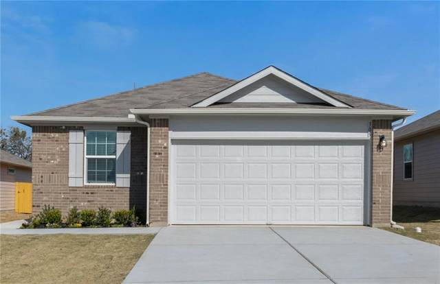 305 Naset Dr, Georgetown, TX 78626 (#4301647) :: Resident Realty