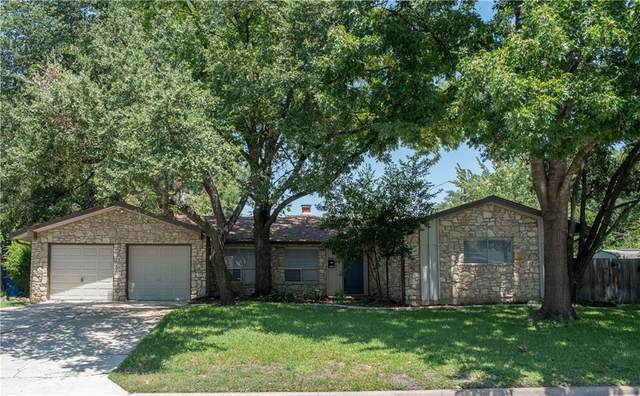 2902 Silverleaf Dr, Austin, TX 78757 (#4301876) :: The Perry Henderson Group at Berkshire Hathaway Texas Realty