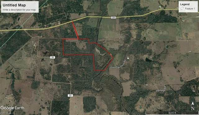 1184 Fm 1291 Rd, Columbus, TX 78940 (#4303798) :: Front Real Estate Co.
