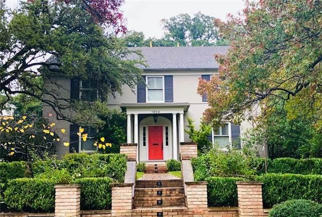 1604 Gaston Ave, Austin, TX 78703 (#4305071) :: Zina & Co. Real Estate
