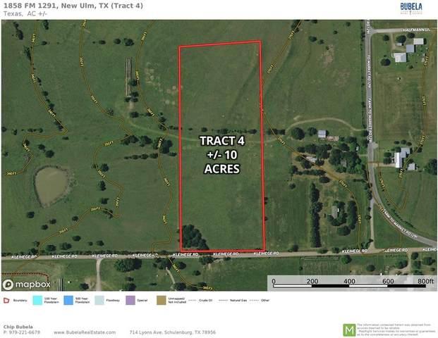 1858 Tract 4 Fm 1291, New Ulm, TX 78950 (#4306407) :: Papasan Real Estate Team @ Keller Williams Realty