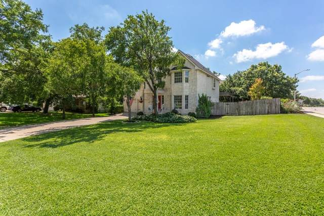 100 Parque Ct, Georgetown, TX 78626 (#4307976) :: The Perry Henderson Group at Berkshire Hathaway Texas Realty