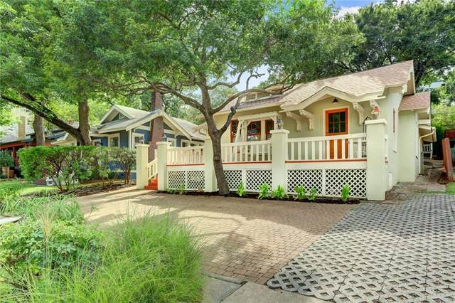 1212 Baylor St, Austin, TX 78703 (#4309313) :: Zina & Co. Real Estate