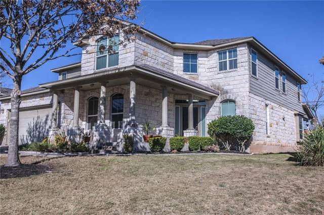 129 Paul Azinger Dr, Round Rock, TX 78664 (#4309556) :: First Texas Brokerage Company