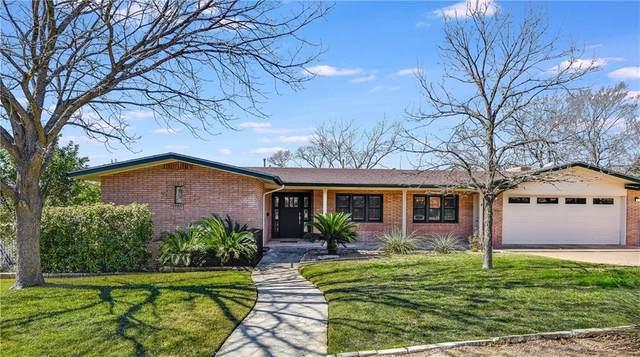 4606 Madrona Dr, Austin, TX 78731 (#4311636) :: Umlauf Properties Group